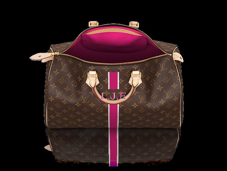 bbfa096c8c3f Discover Louis Vuitton Speedy 40 Mon Monogram  The iconic Speedy is always  in fashion and