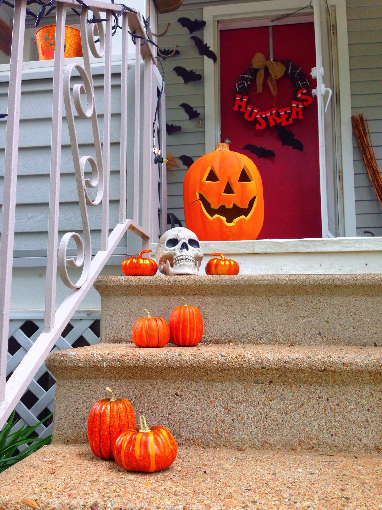 Halloween decor #adamblockdesignhalloween Halloween decorations - Pinterest Halloween Decorations