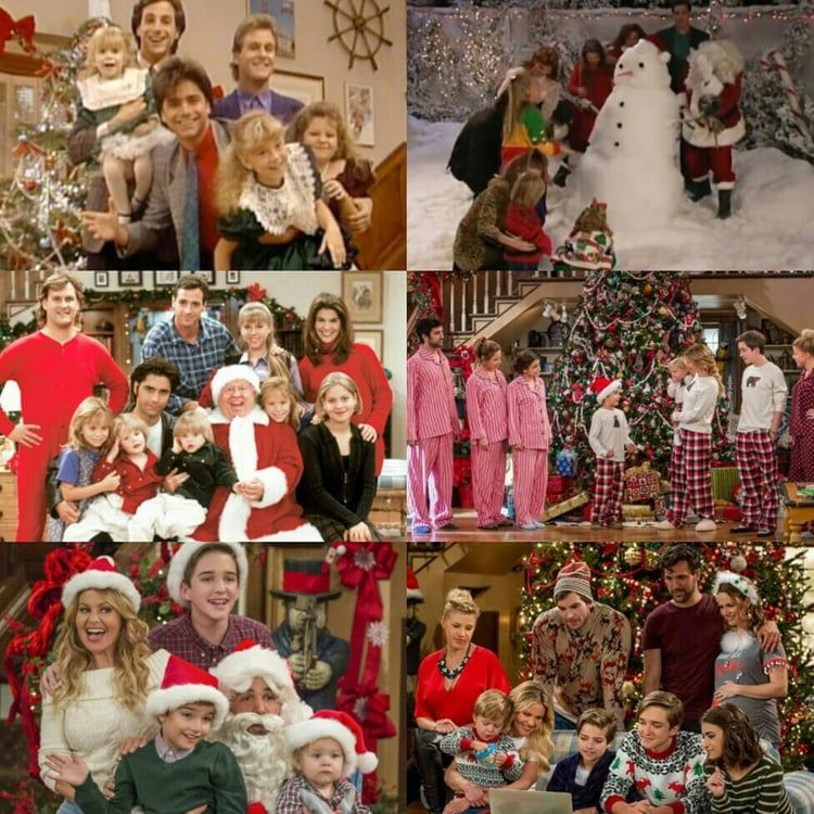 Full House Christmas Episodes.Full House And Fuller House Christmas Episodes I Tv