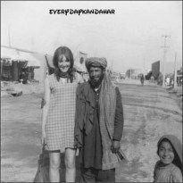 Tourists in Kandahar during 1969