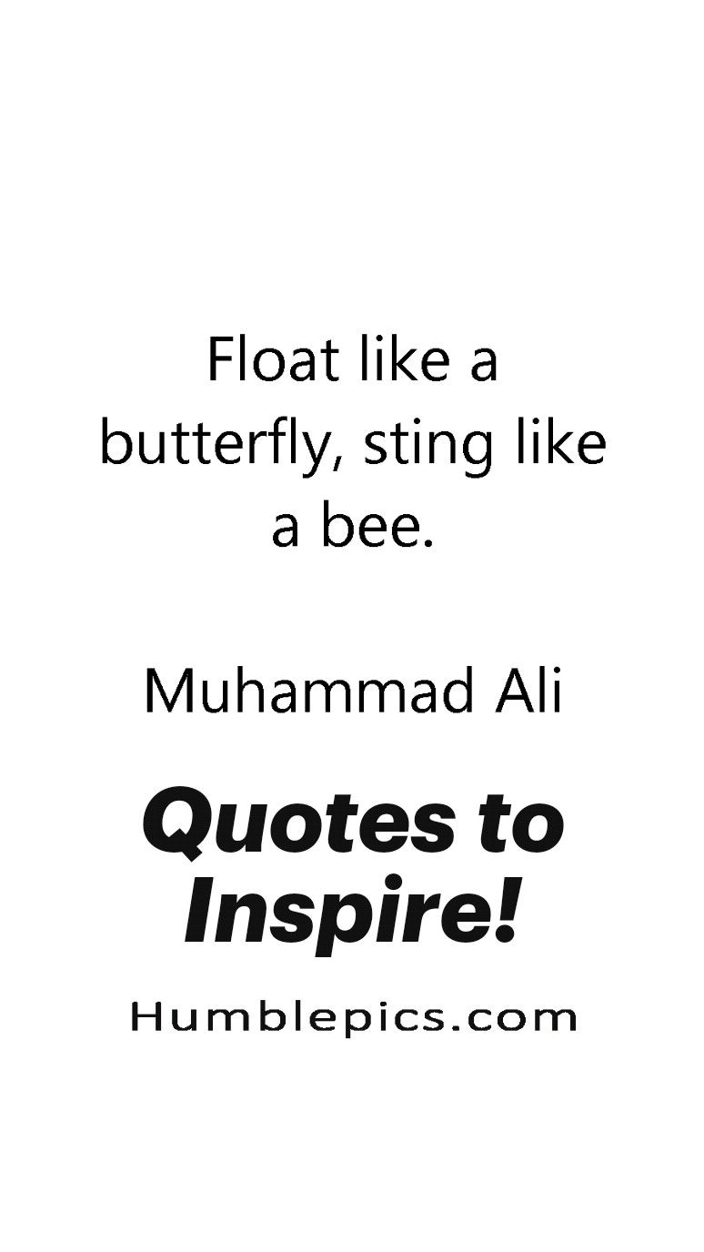 Quotes to Inspire!