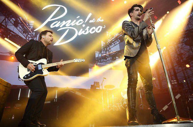 #concert - 4 TIX - PANIC! AT THE DISCO - F2 ROW 13 - 3.18 @ UCCU CENTER https://t.co/IJEC6Ek3sL https://t.co/FGVVExjDvJ