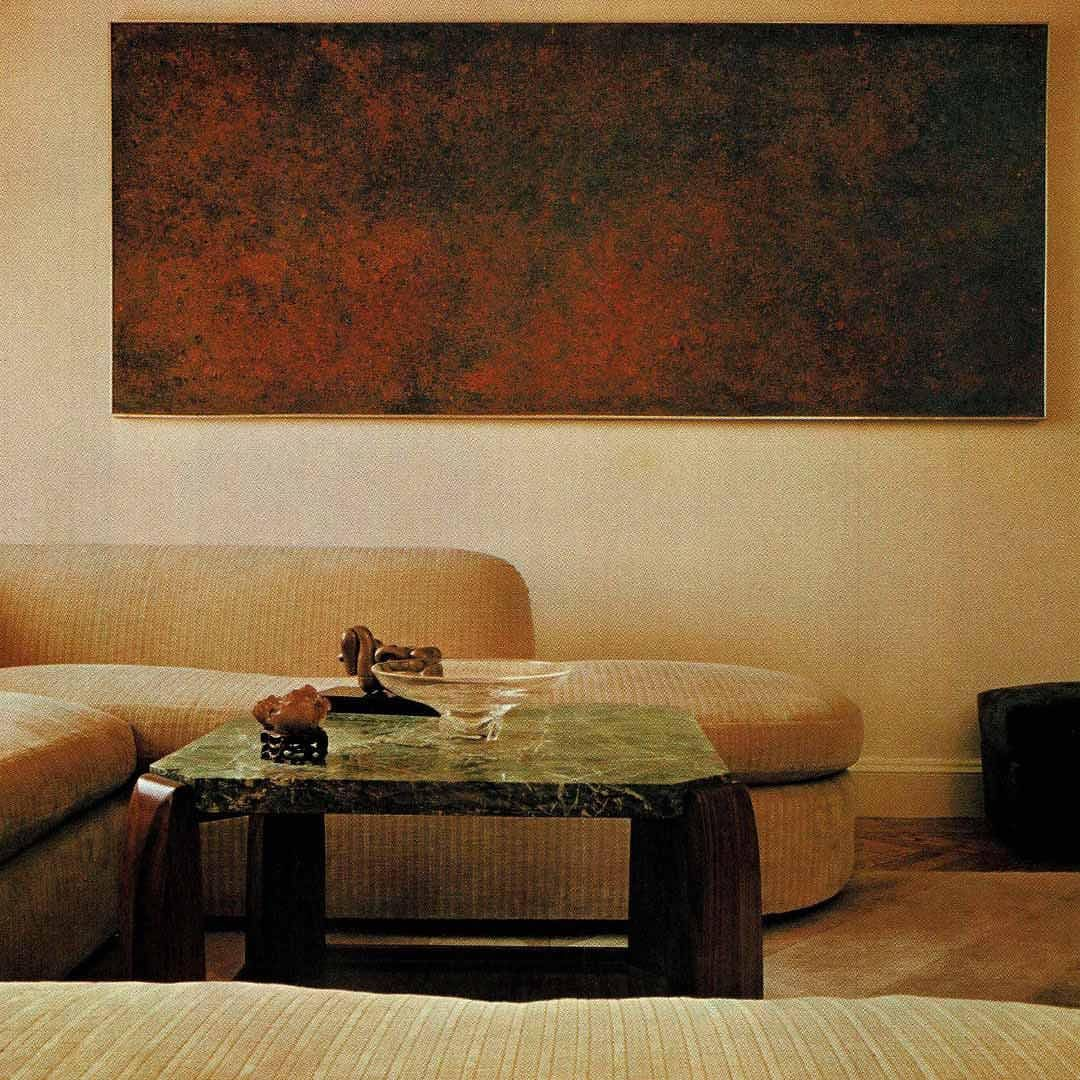 A New York Interior Designed By Suzie Frankfurt 1978