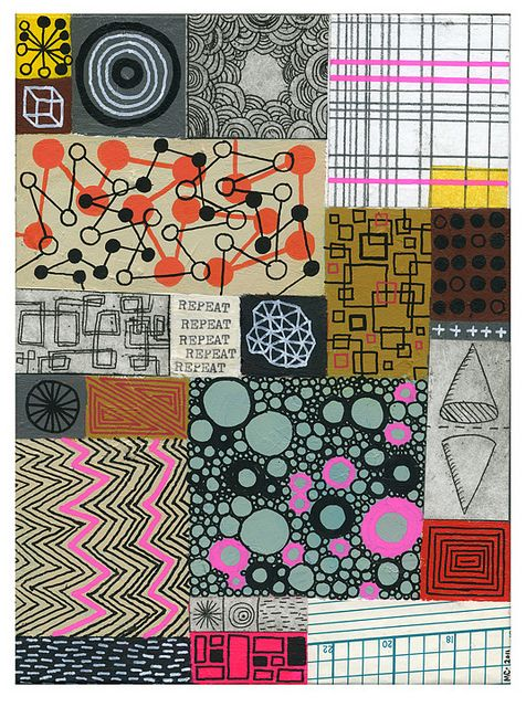 REPEAT REPEAT, 2011 by fragmented, via Flickr