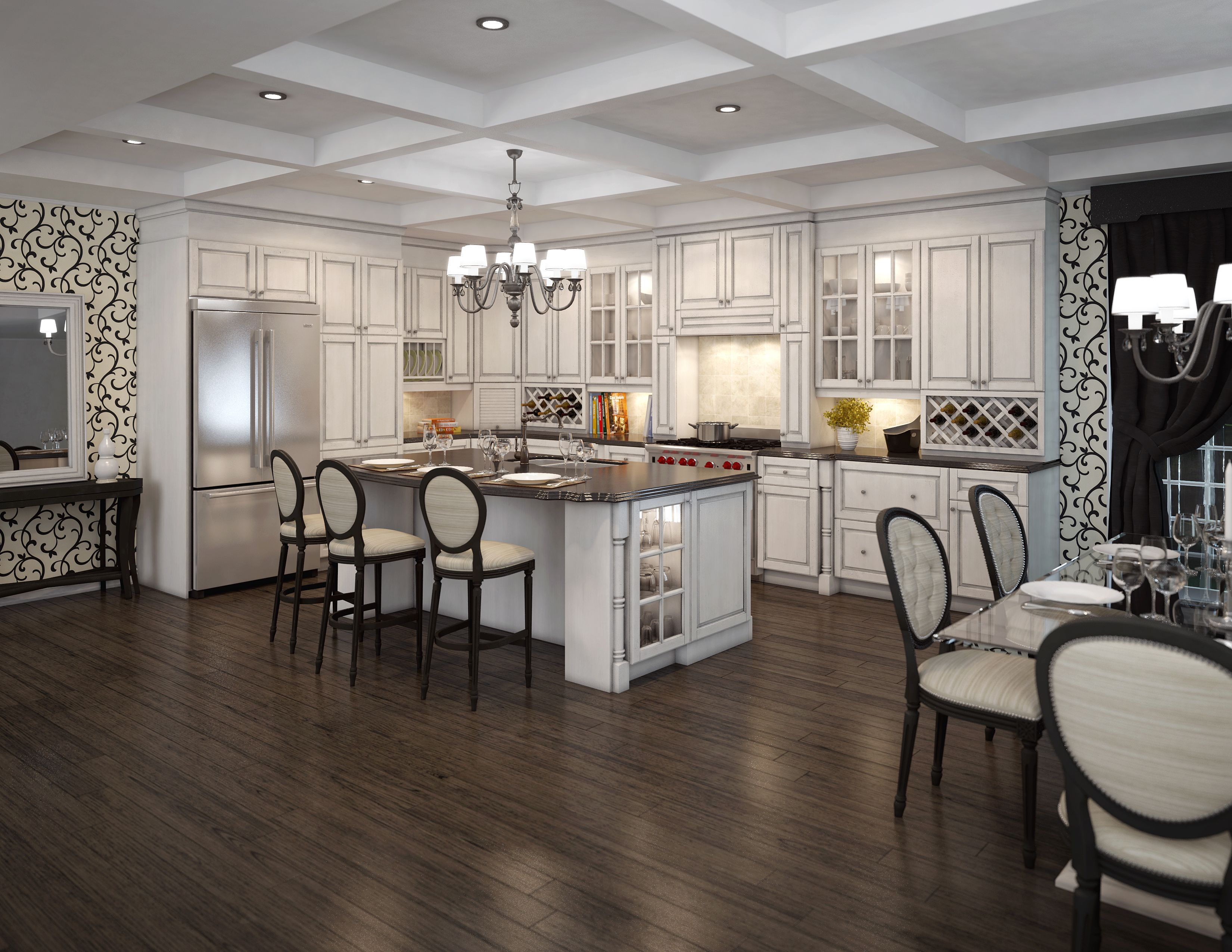 Peters Cabinets Kitchen Canada