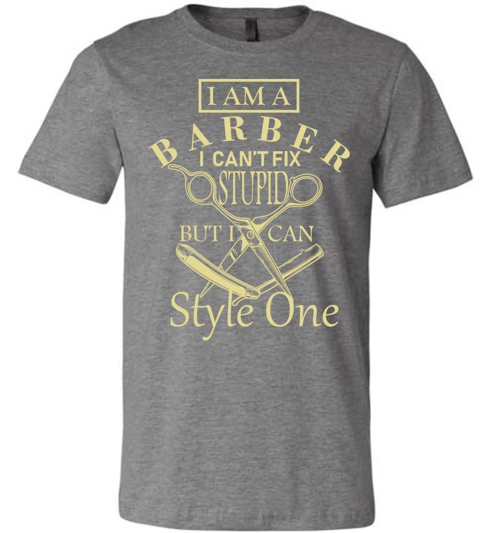 Magic Barber Mens tops, Graphic quotes, Funny quotes