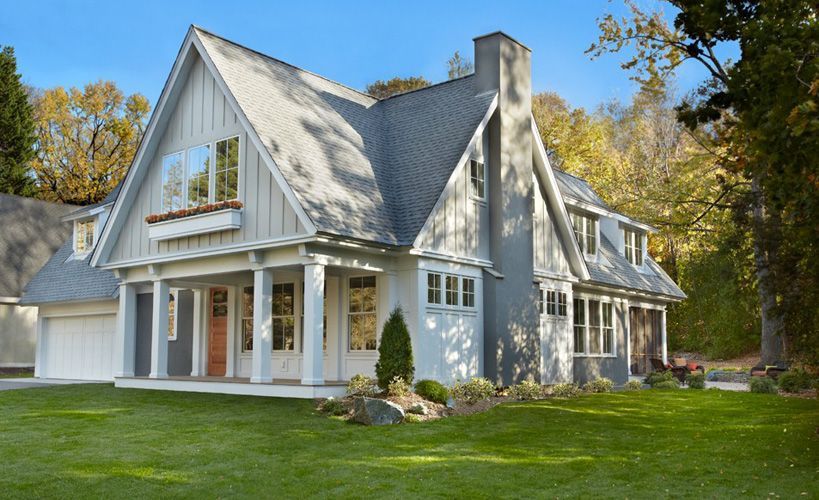 Digiacomo Homes And Renovation Farmhouse Architecture Gable House Charming House