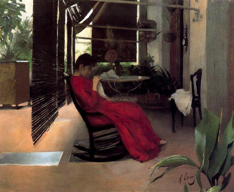 Ramon Casas Carbo, Mujer cosiendo Модернизм, Выставки