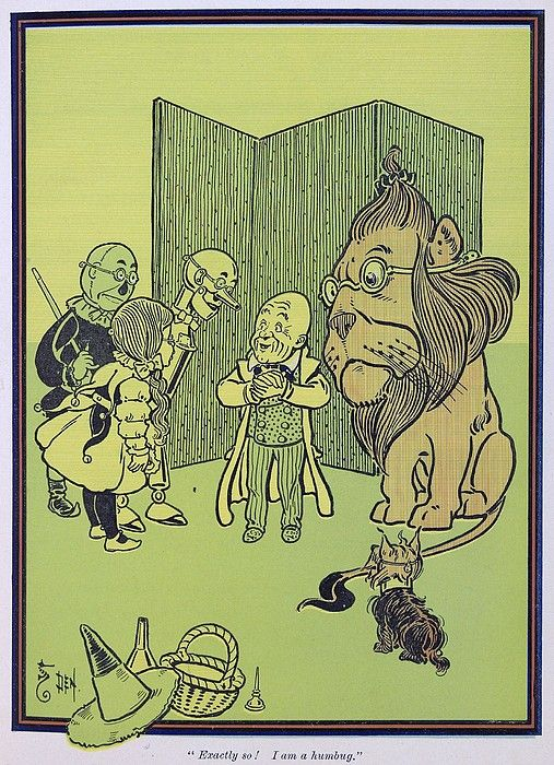 Wonderful Wizard Of Oz Characters By Everett Wizard Of Oz Characters The Wonderful Wizard Of Oz Wizard Of Oz