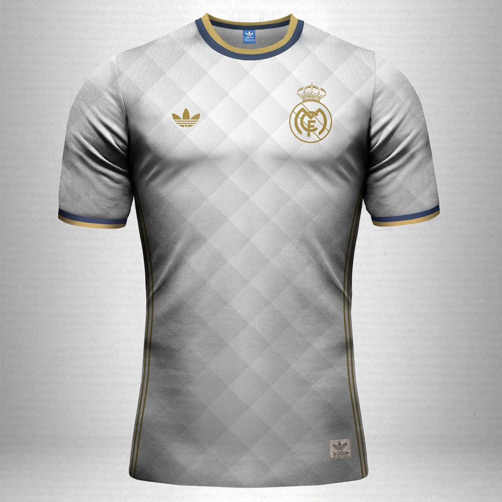 Concept Kits by Emilio Sansolini | Real Madrid