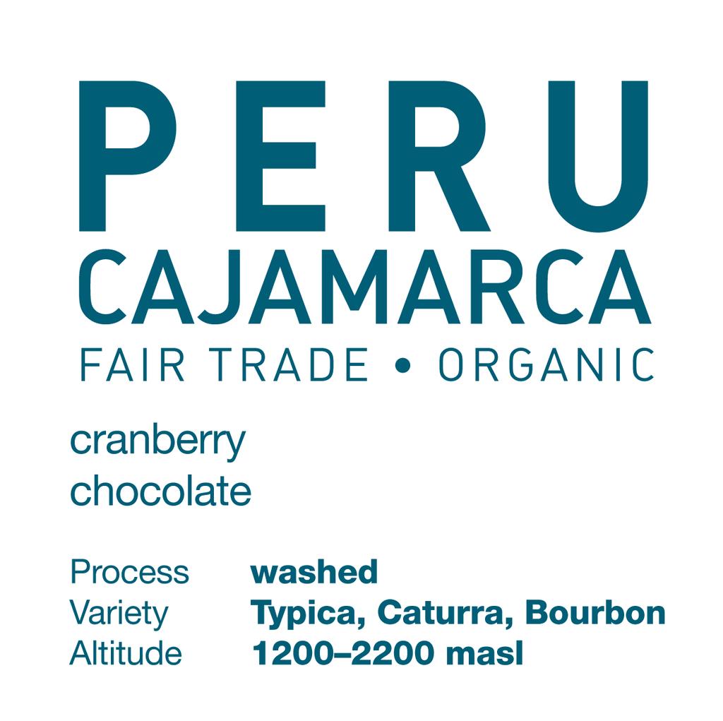 Peru, Cajamarca // 12 oz. – SUMP COFFEE