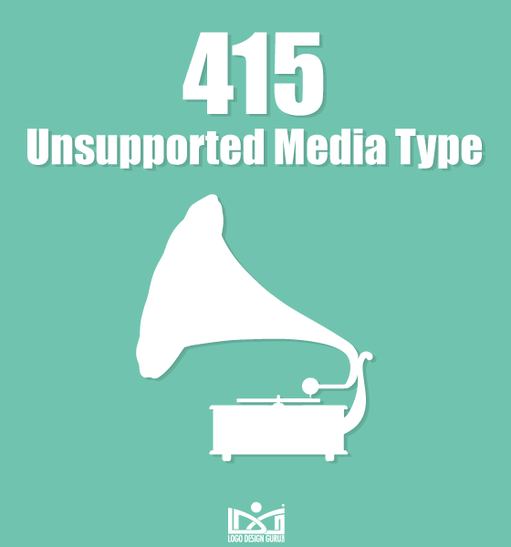 Bringing 4xx User experience errors to life! 415 Unsupported Media