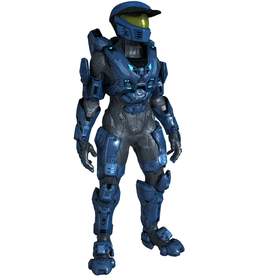 Mist Spartan Ii By Grouptree24 Halo Spartan Red Vs Blue Halo Game