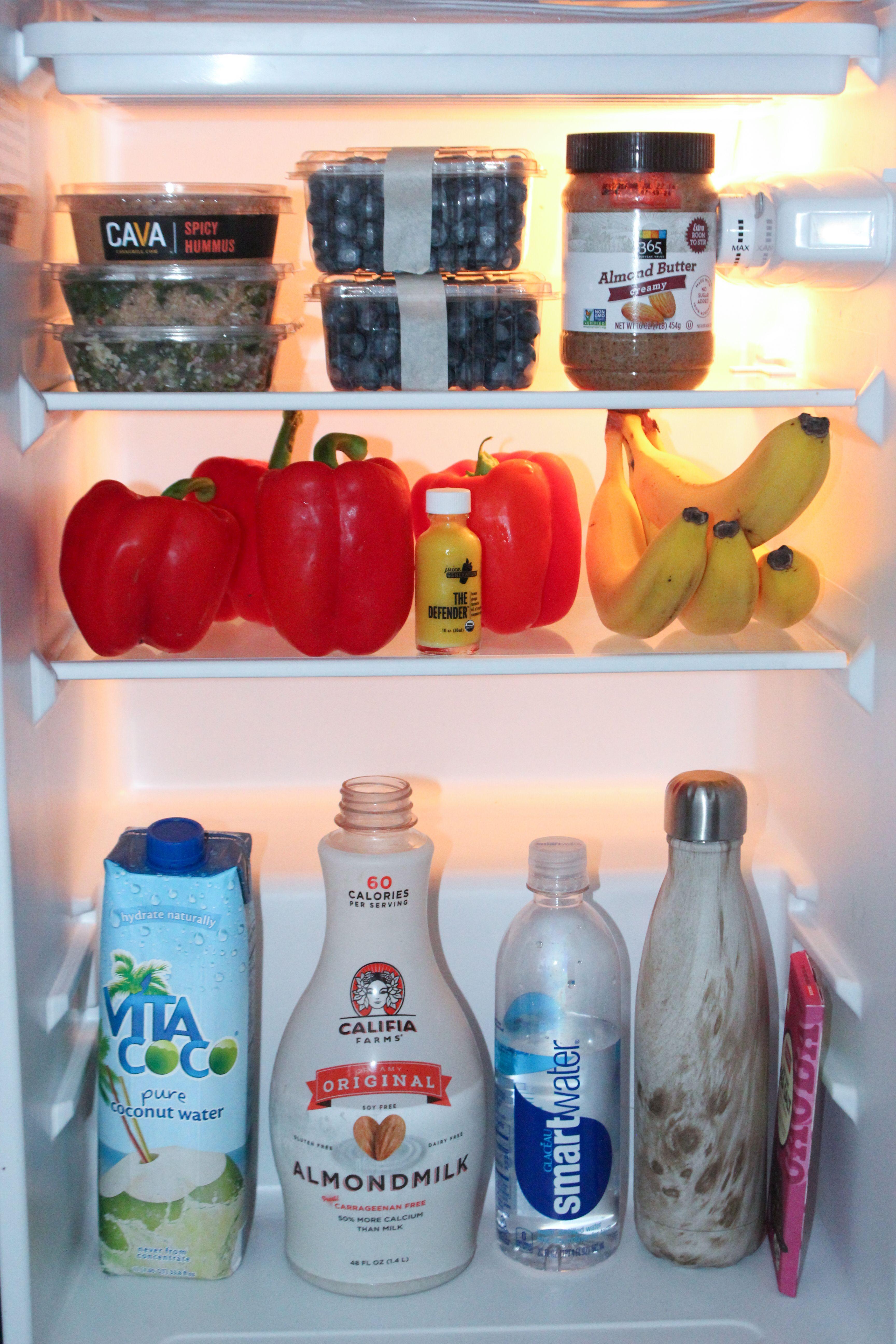 Tips On How To Stock Your Dorm Mini Fridge Part 58