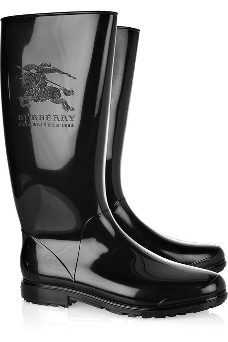 f726c4243 Burberry Gumboots | These Boots Were Made for Walking | Burberry ...