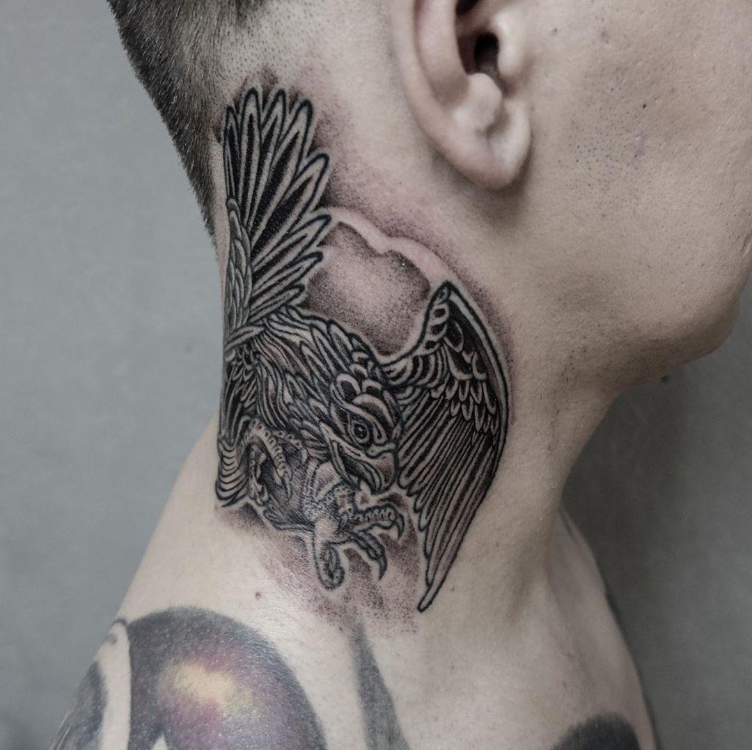 Для Руслана #tattoo #tattooing #tattooed #tattooartist #tattoosketch #tattoos #tattooist #tattoostyle #tattooart #ink #inked #inkedmag #tattoosocial #tattoosociety #inkmagazine #inkmachines  #kwadron #poland #russia #moscow #nsk #nvkz #battattoo #blackwork #skull #realistic #realism #dark