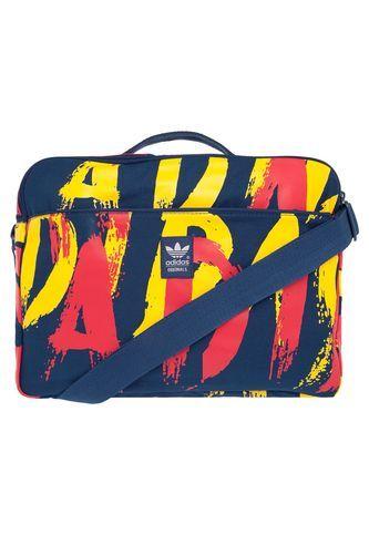 5f69f8a9d Bolsa Adidas Originals Airliner Paris Azul | Brands | Pinterest ...