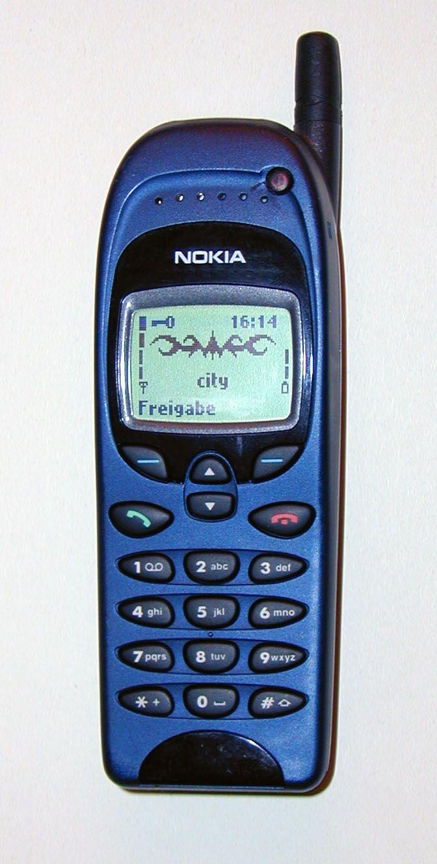Alte Nokias