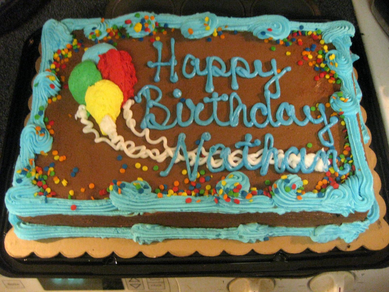 0 Consideration Meijer Birthday Cake Ice Cream Meijer Themed