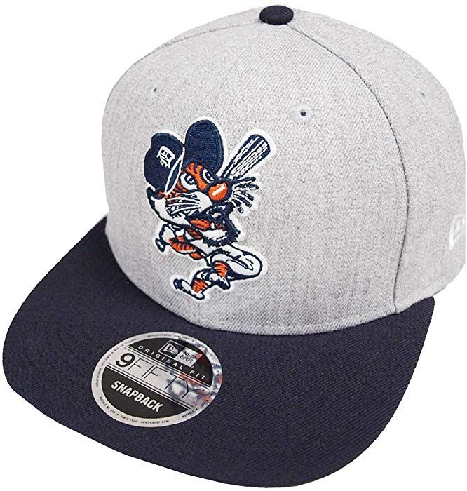 New Era Detroit Tigers Cooperstown Classics Snapback Cap Grey Navy 9fifty  950 Limited Special Edition at Amazon Men s Clothing store  925bbb447dbe