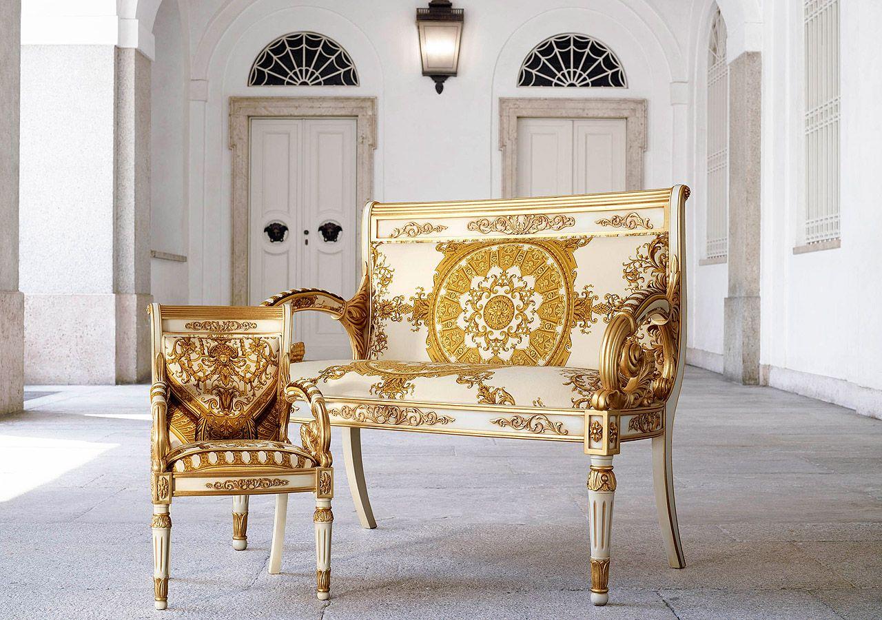 R Sultat De Recherche D Images Pour Versace Collection Home  # Muebles Versace