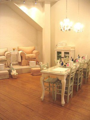 Pleasant Shabby Chic Nail Salon Google Pretrazivanje Salon Ideas Home Interior And Landscaping Transignezvosmurscom