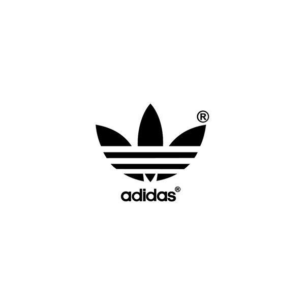 Famous logo | The strange story of Adidas | The Logo Factor Design.