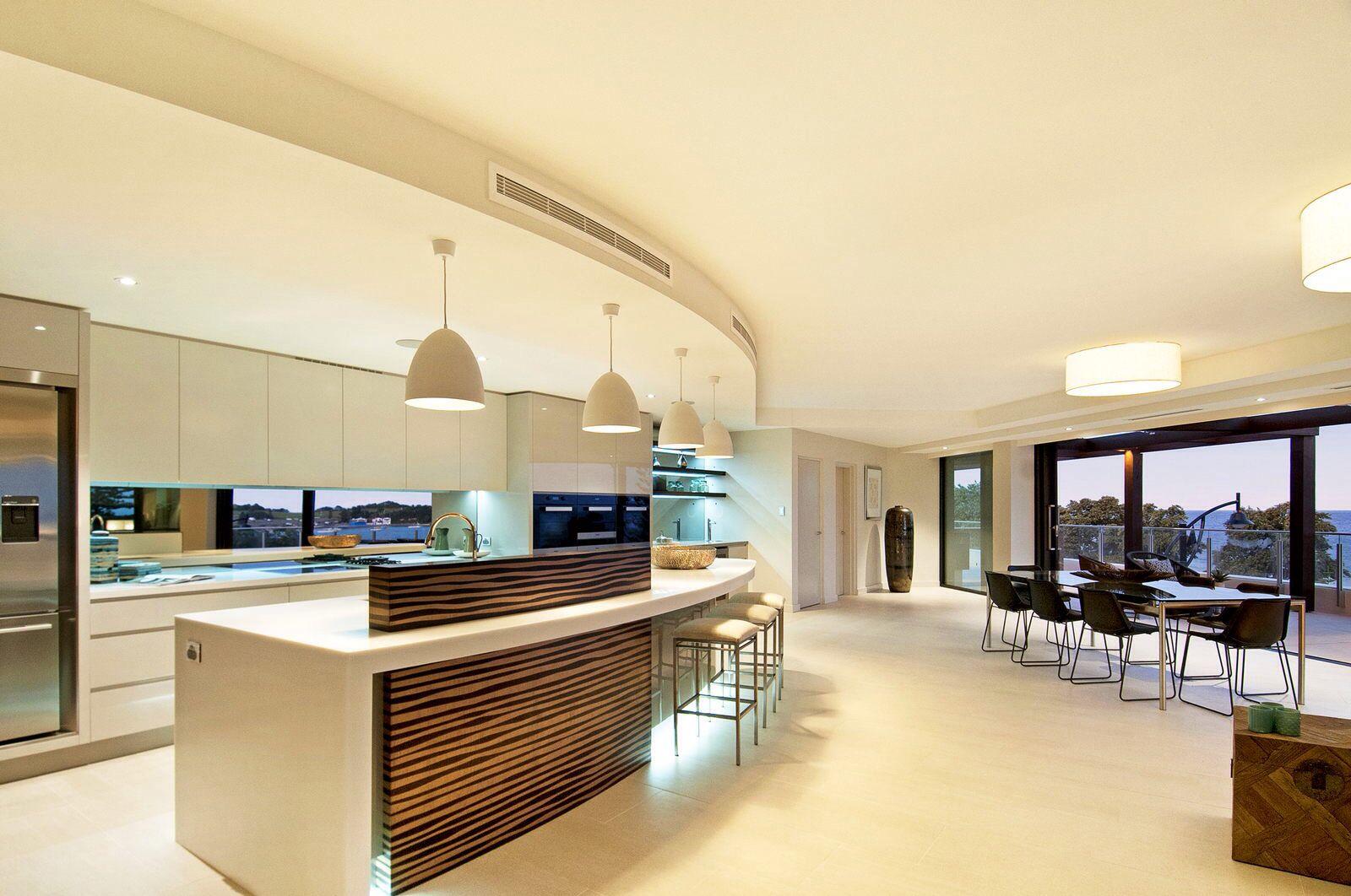 Felton Homes kitchen