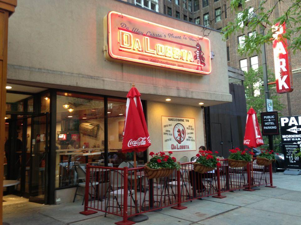 Da Lobsta Chicago restaurants, Seafood restaurants