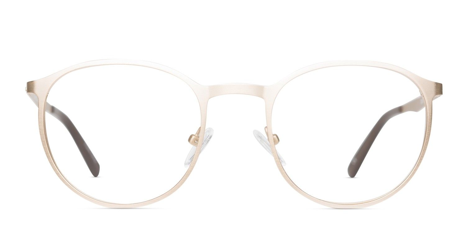 aff73a644117 The Thackery is a rounded frame handcrafted from lightweight monel.  Sporting sleek arms and reinforced