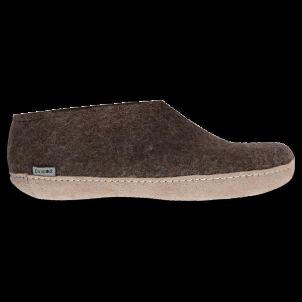 #natural #brown shoe