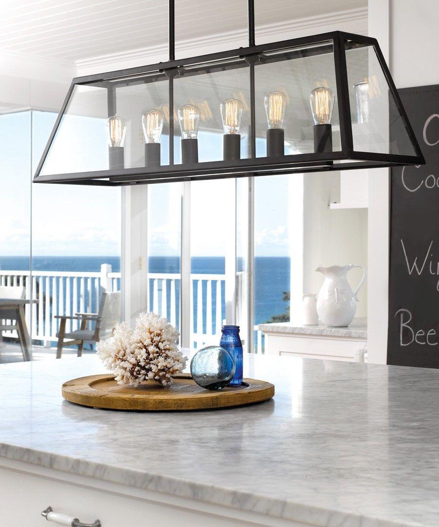Hamptons Lighting Kitchen