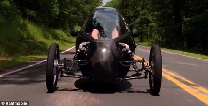The bike [velomobile] that could let you pedal as fast as a CAR