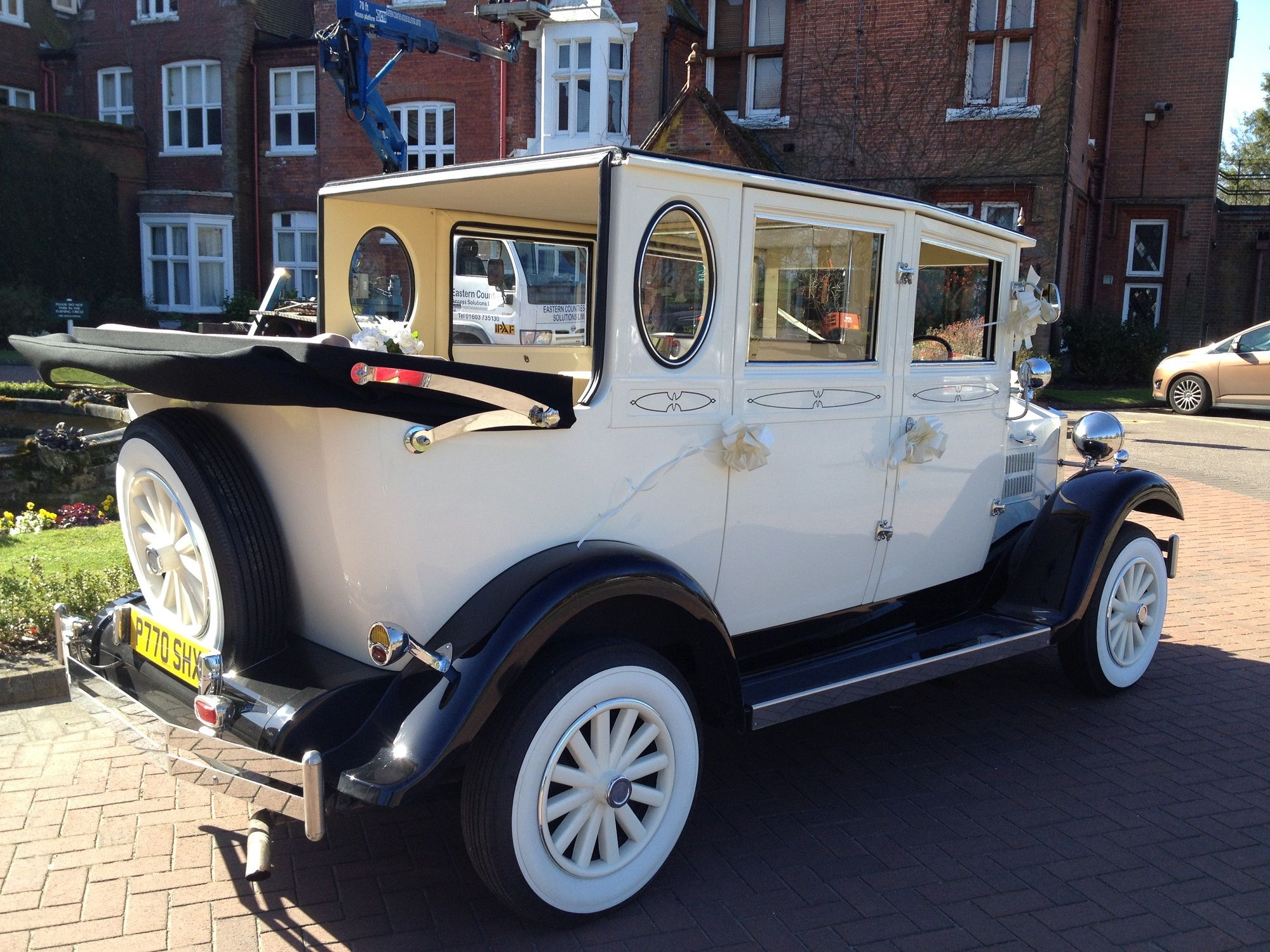 Wedding Car Hire Norwich, Norfolk   Silverline Limousines ...