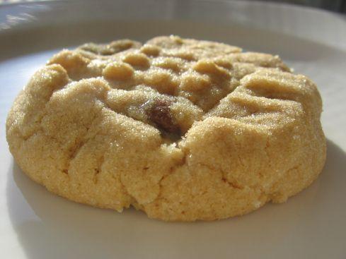 The Best Peanut Butter Cookies. Period | Bakingblonde's Weblog