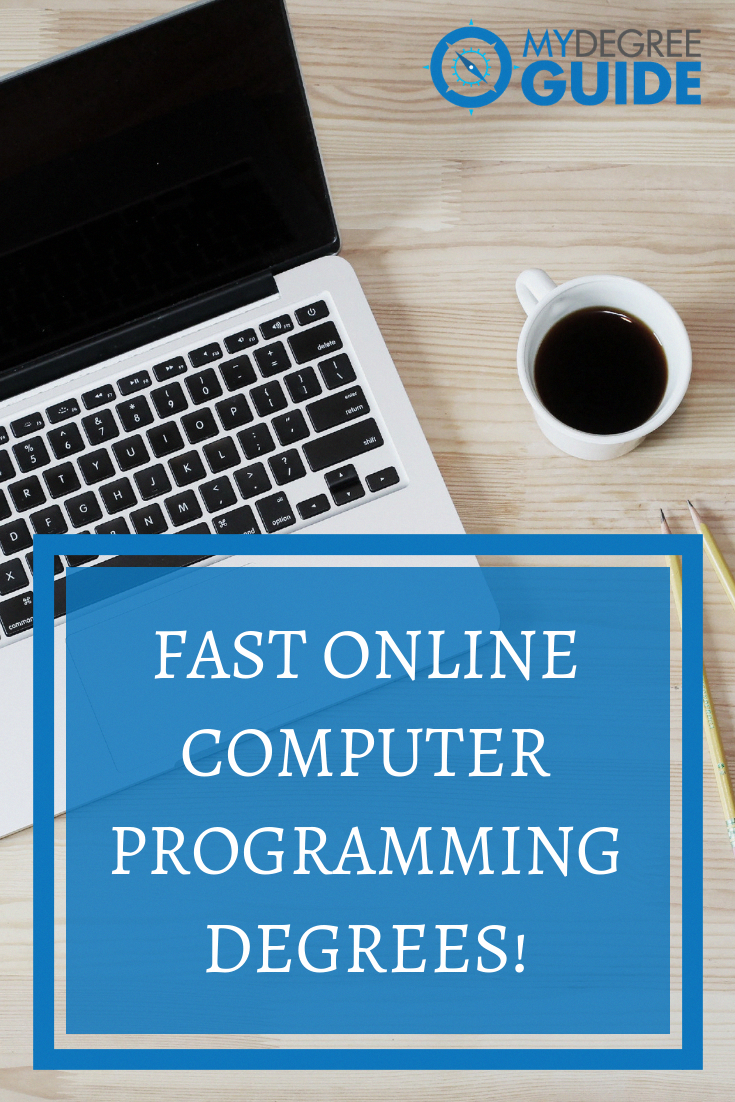 Most Computer Programmer Jobs Require You To Have A Bachelor S Degree In Computer Science Or A Online Education Computer Science Degree Online Degree Programs