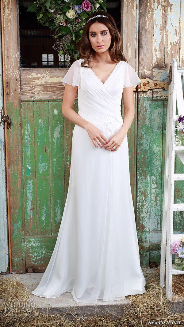 Amanda Wyatt 2016 Wedding Dresses Promises Of Love Bridal Collection