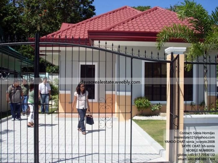 Grey Houses With Red Roofs La Vista Monte Ready For Occupancy Houses Grey Houses Red Roof House