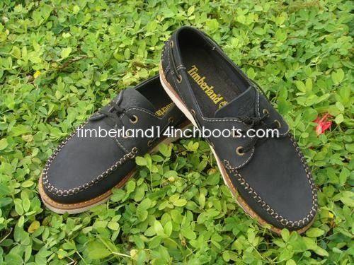 14a6177edc59 Shipped Free Men s Timberland 2-Eye Boat Shoes Black Brown  120.00 ...