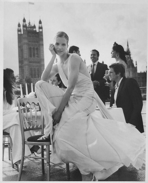 From the archive: Amanda Wakeley Sposa 'London' lookbook, 2004