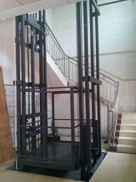 Pin By Lifting Solution On Hydraulic Cargo Lift Stairs