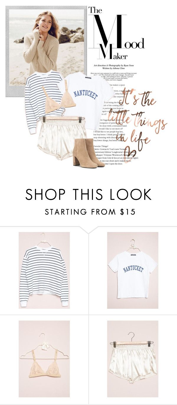 """""""Untitled #35"""" by mafalda98 ❤ liked on Polyvore featuring Polaroid, Repeat Cashmere and Yves Saint Laurent"""
