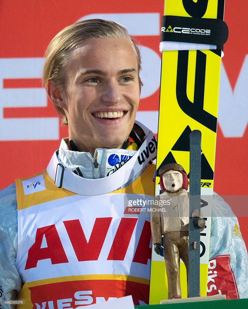 Daniel Andre Tande Ski Jumping Ski Jumping Skiing