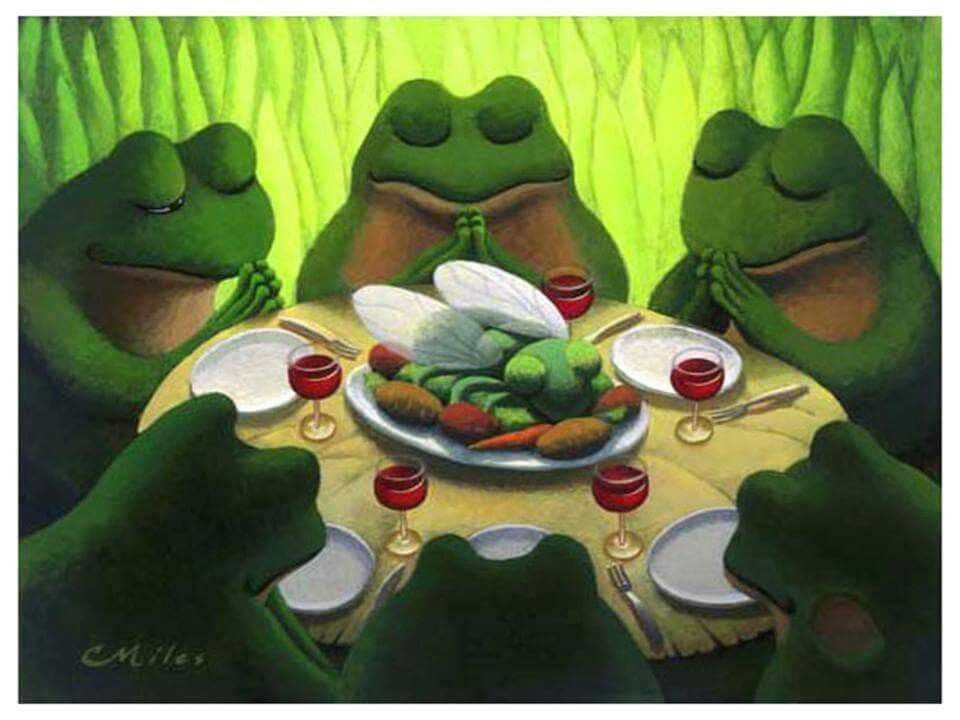 Image result for thanksgiving frogs