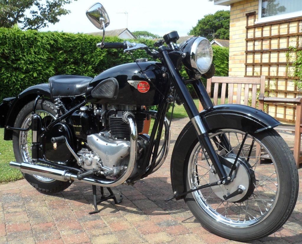 1952 Bsa A10 650cc Plunger Frame Recent Engine Rebuild Engine Rebuild Classic Motorcycles Vintage Motorcycles