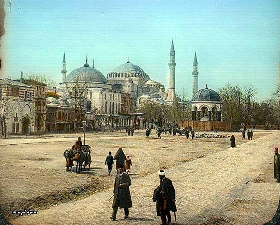 Sultanahmet - 1910'lar