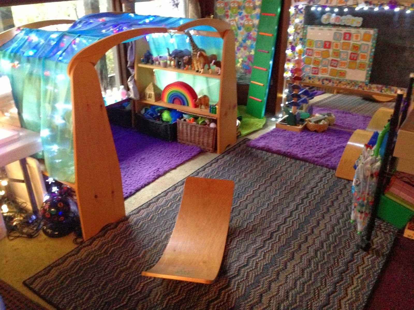 Homeschool Room And Indoor Play Environment Update 2014