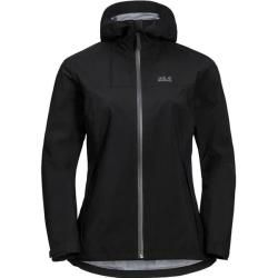 Photo of Jackwolfskin women's jacket Shell, size S in black, size S in black Jack Wolfskin