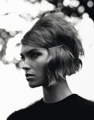 2012 Must Do for short hair:: Mod-Bob.. Just because its not the 60's, 2012 is bringing this back.. Unleash your inner 60's look