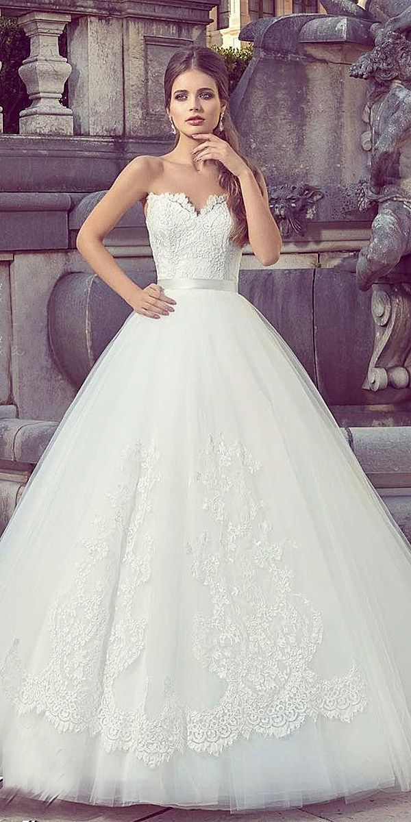 15 Inimitable Armonia Wedding Dresses | Princess silhouette, Wedding ...